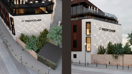 Львівська мерія дозволила Козловському збудувати приватний пологовий будинок