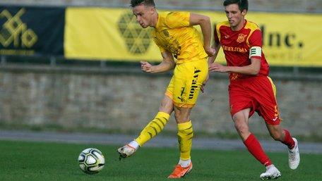 Львівський «Рух» вдома обіграв прямого конкурента в боротьбі за вихід в Прем'єр-лігу