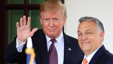Прем'єр-міністр Угорщини Орбан налаштовував Трампа проти України, – ЗМІ