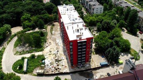 Єдиний у Львові навчальний автодром забудували житлом