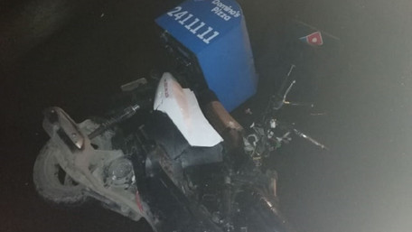 Поліція затримала водія, який збив на смерть кур'єра Domino's Pizza і втік