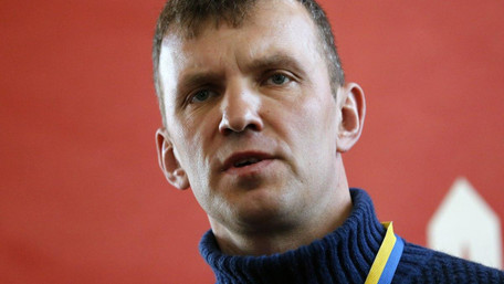 Затриманий у Польщі на вимогу ФСБ ветеран АТО Ігор Мазур повернувся в Україну