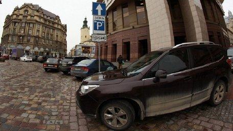 У Львові планують суттєво збільшити вартість паркування