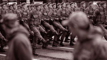 Армія без солдатів