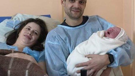Найбільша за п'ять років дитина у Львові народилася природним шляхом