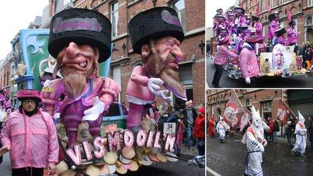 Бельгійський карнавал вилучили зі списку ЮНЕСКО через антисемітизм