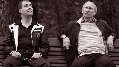 Трансформація «кремлівського тандему»