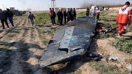 Іран опублікував звіт про збиття літака МАУ біля Тегерана