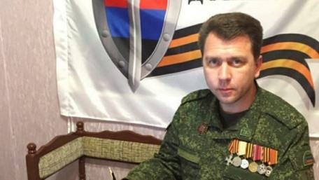 В окупованому Донецьку застрелили одного з керівників силовиків «ДНР»
