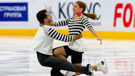 В Австрії стартував Чемпіонат Європи з фігурного катання