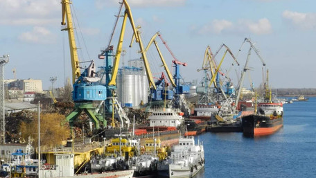 Вперше в історії України морський порт передали у приватні руки