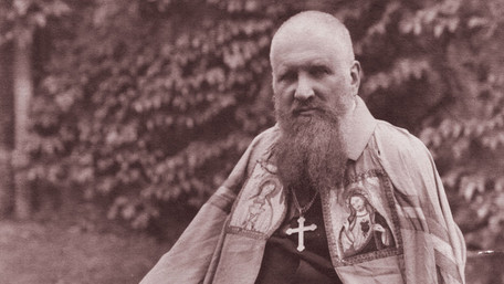 Митрополит Шептицький. Відвести біду