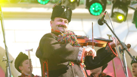 У центрі Львова проводять День гуцульської культури