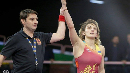 Львів'янка Юлія Ткач стала триразовою чемпіонкою Європи з вільної боротьби