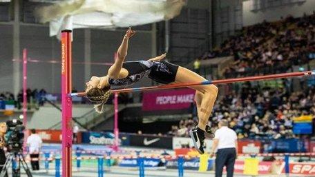 Українські легкоатлетки перемогли на міжнародному турнірі у Глазго