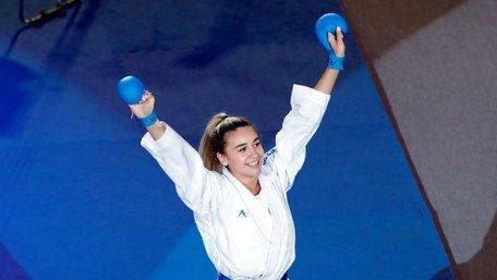 Українська каратистка перемогла на турнірі в Дубаї і здобула ліцензію на Олімпіаду