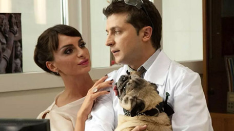 В Україні офіційно заборонили фільм із Володимиром Зеленським у головній ролі