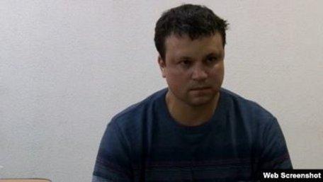 Звільнений з російської в'язниці український політв'язень Олексій Стогній повернувся до Києва