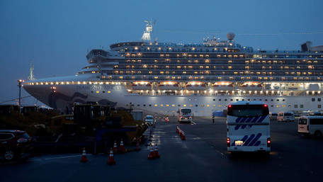 Українці з лайнера Diamond Princess одужали після коронавірусу