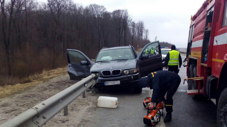 Унаслідок ДТП на трасі Київ–Чоп неподалік Львова загинув 44-річний пасажир BMW