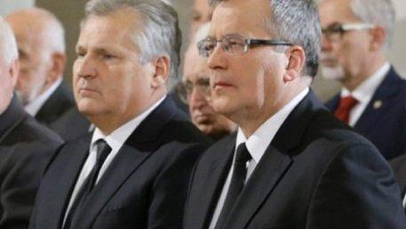 Два екс-президенти Польщі закликали владу країни допомогти українським заробітчанам