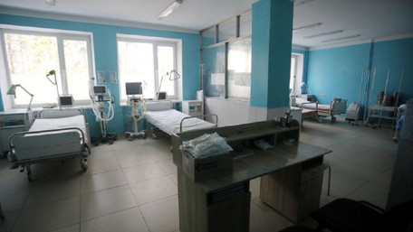 Депутат Княжицький заявив, що лікарні у Львові не готові приймати хворих на коронавірус. Фактчек