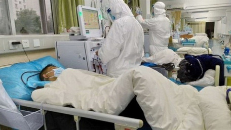Коронавірус Covid-19 підтвердили у двох львівських лікарів