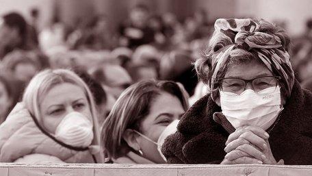 Захист від коронавірусу