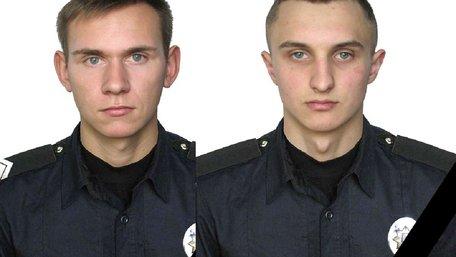 Двоє 19-річних львівських поліцейських розбилися на смерть на мотоциклі
