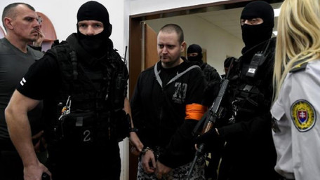 Вбивцю словацького журналіста засудили до 23 років в'язниці