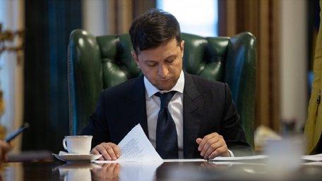 Зеленський не відкликатиме підпис Єрмака під створенням Консультативної ради з ОРДЛО