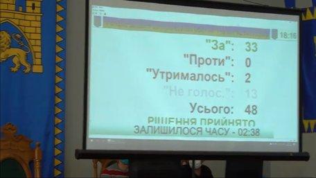 Депутата від БПП піймали на кнопкодавстві у Львівській міськраді