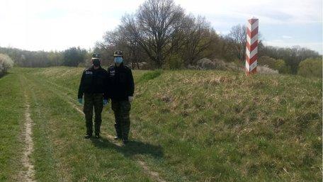 За спробу нелегально перетнути польсько-чеський кордон затримали 33 українців