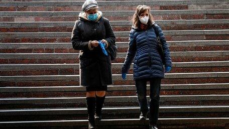У світі п'ять діб поспіль різко зростає кількість хворих на коронавірус