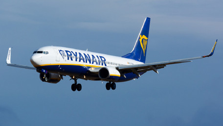 Ryanair відкриває рейси зі Львова у три міста в Італії