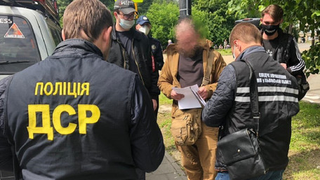 Поліція затримала керівництво «Муніципальної варти» у Львові