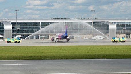Лоукостер Wizz Air відкрив нову базу у львівському аеропорту