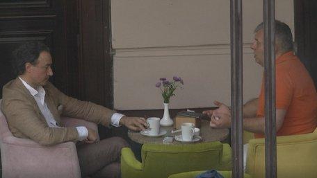 Переговори Кривецького і Козловського зняли на відео