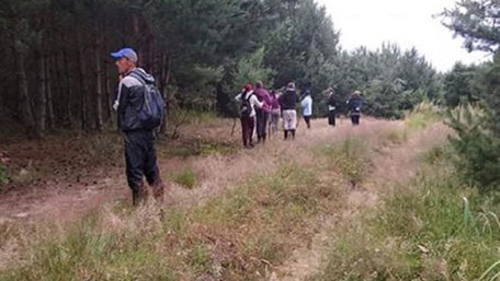 На Жовківщині п'ятий день шукають 59-річну жінку, яка зникла в пирятинському лісі