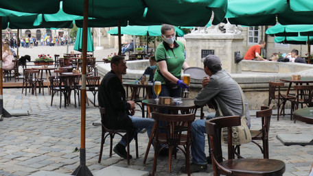 Голова ЛОДА вимагає знову закрити у Львові ресторани та фітнес-центри