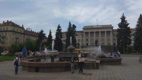 Луцьк запровадив плату за роботу міських фонтанів у будні