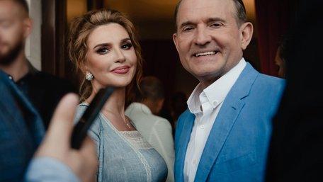 Група «1+1 медіа» підтвердила, що дружина Медведчука володіє часткою їхніх телеканалів