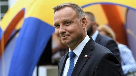 Анджей Дуда вдруге виграв вибори президента Польщі