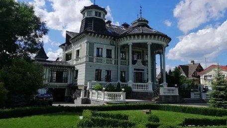 Начальник львівської військової академії продає будинок в Солонці за $2 млн