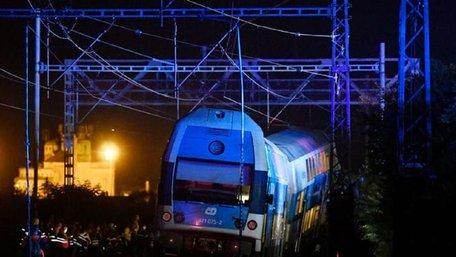 У Чехії вдруге за тиждень зіткнулися два поїзди, є загиблі і десятки постраждалих