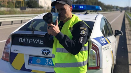 На трасах Львівщини запрацювали ще 9 радарів TruCam