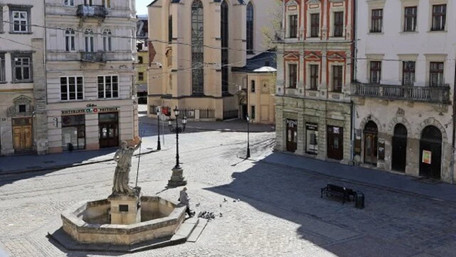 У Львові та трьох районах залишили помаранчевий рівень небезпеки Covid-19
