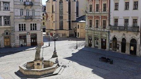 По всій Львівщині встановили помаранчевий рівень небезпеки Covid-19