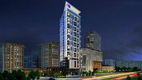 По-справжньому сяюче життя: Стало відомо яким буде найвищий ЖК у центральній частині Львова