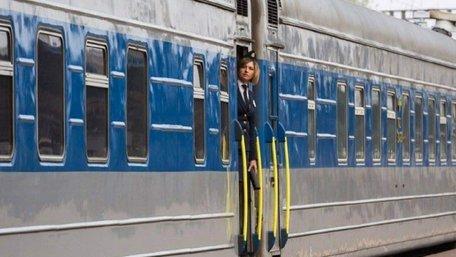 Після нападу в потязі «Київ – Маріуполь» звільнять п'ятьох залізничників